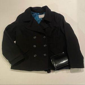 Old navy women's pea coat